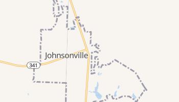 Johnsonville, South Carolina map