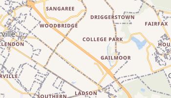 Ladson, South Carolina map