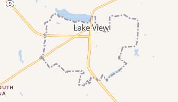 Lake View, South Carolina map