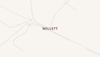 Millett, South Carolina map