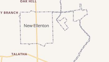 New Ellenton, South Carolina map