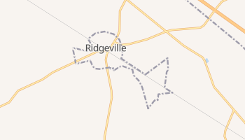Ridgeville, South Carolina map