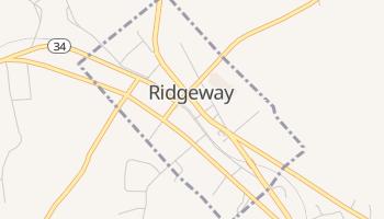 Ridgeway, South Carolina map