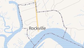Rockville, South Carolina map