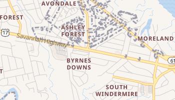 Saint Andrews, South Carolina map