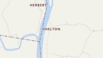 Shelton, South Carolina map