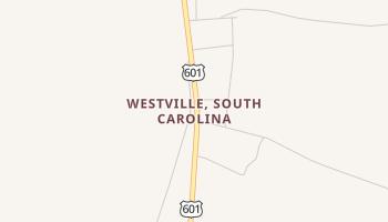 Westville, South Carolina map