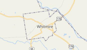 Whitmire, South Carolina map
