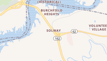 Solway, Tennessee map