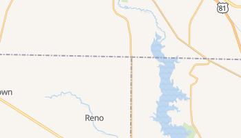 Briar, Texas map