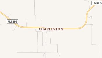 Charleston, Texas map