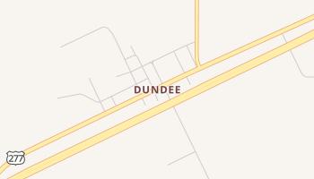 Dundee, Texas map