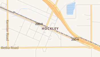 Hockley, Texas map