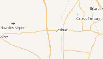 Joshua, Texas map