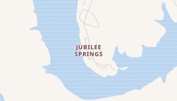 Jubilee Springs, Texas map