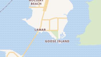 Lamar, Texas map