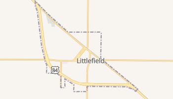 Littlefield, Texas map