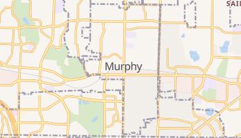 Murphy, Texas map