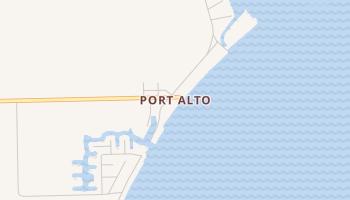 Port Alto, Texas map