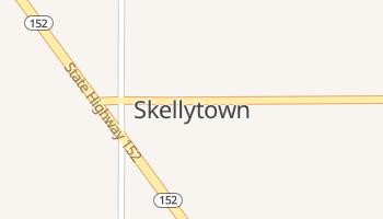 Skellytown, Texas map