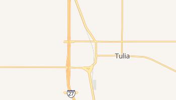 Tulia, Texas map
