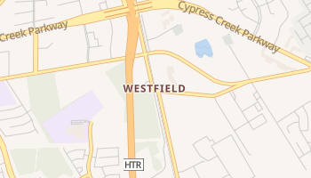 Westfield, Texas map