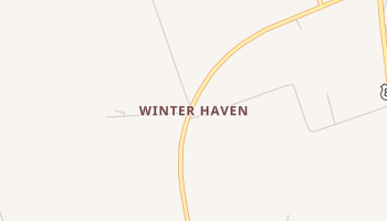 Winter Haven, Texas map