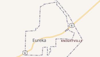Eureka, Utah map