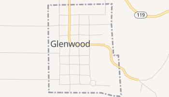 Glenwood, Utah map
