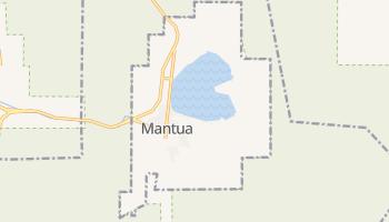 Mantua, Utah map