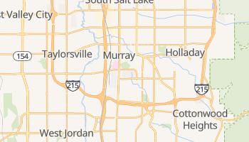 Murray, Utah map
