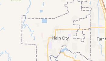 Plain City, Utah map