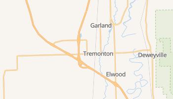 Tremonton, Utah map