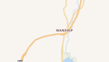 Wanship, Utah map