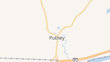 Putney, Vermont map