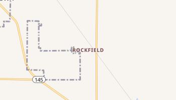 Rockfield, Wisconsin map