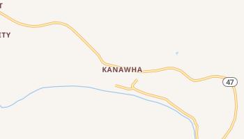 Kanawha, West Virginia map