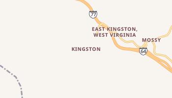 Kingston, West Virginia map