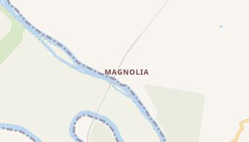 Magnolia, West Virginia map