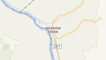 Meadow Creek, West Virginia map