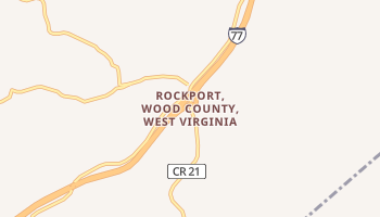 Rockport, West Virginia map