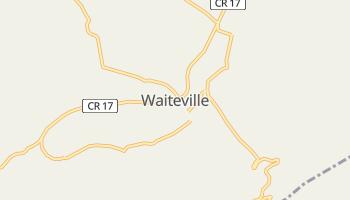 Waiteville, West Virginia map